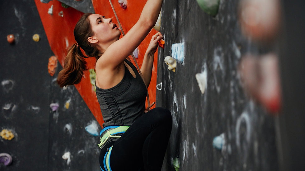 Climbing Physiotherapy Standard Initial Consult