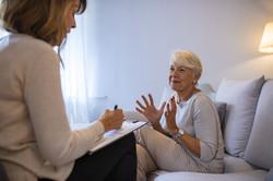 Appuntamento dallo psicologo