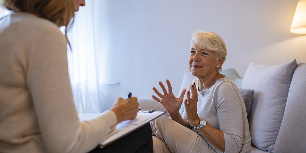 Geriatric Counselling