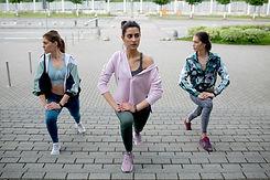 Outdoor Fitness klasse