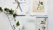 Pflanzenwandkunst