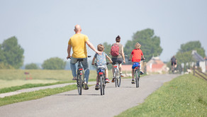 6 Best Bike Paths For Families in and Near LA!