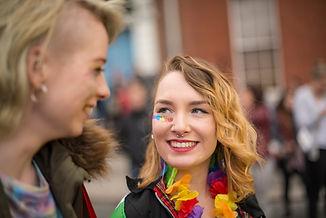 Smiles at the Parade