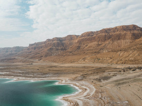 Celebrate Pesach at the Dead Sea!