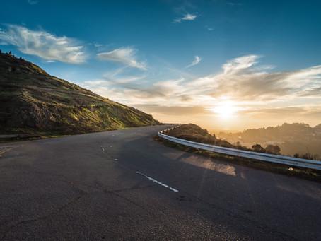 The Road by Georgiana L. Gheorghe