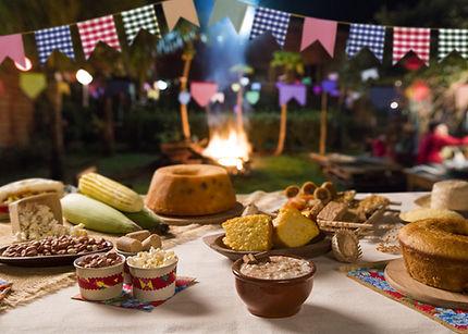 Festive Summer Food
