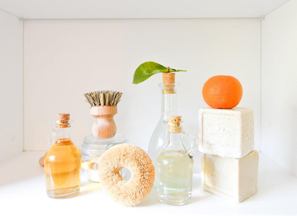 Seifen und Öle