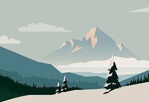 Иллюстрированные горы