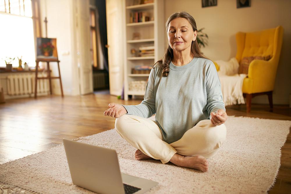 Mindfulness Meditation Online Class