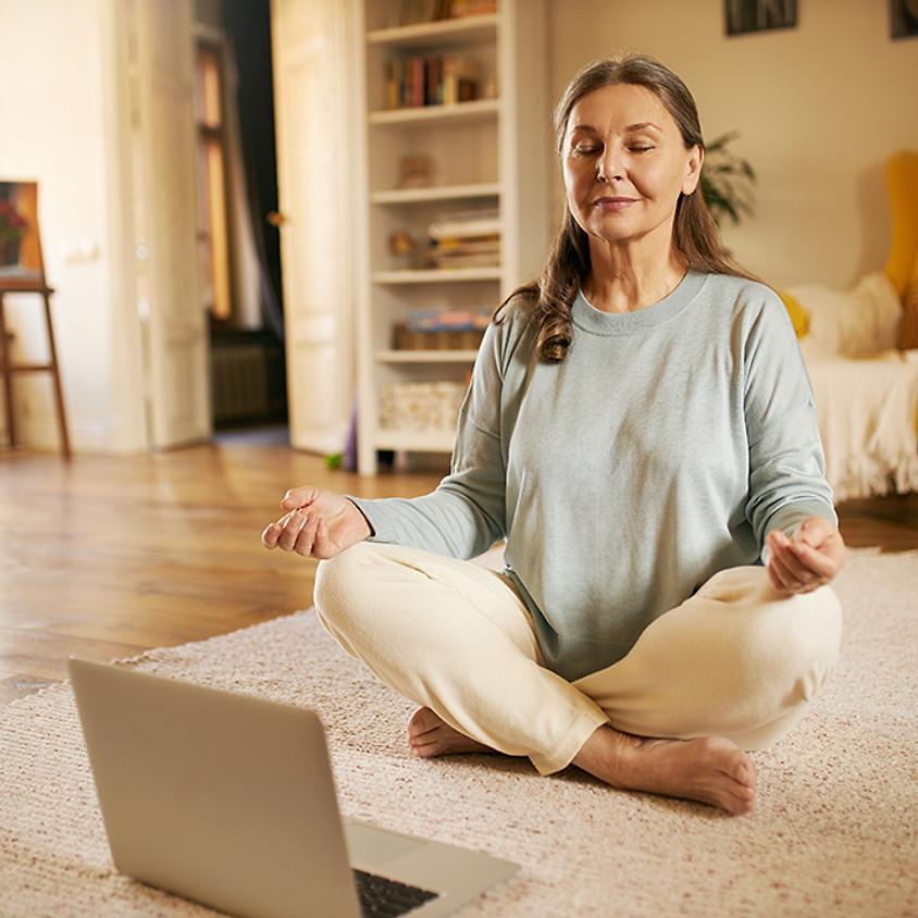 Sessão de Meditação Guiada Online - 22 Abril | 21h15