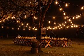 台中戶外婚禮,台中戶外婚禮場地推薦,戶外婚禮佈置,婚禮佈置,夜間戶外婚禮場地布置