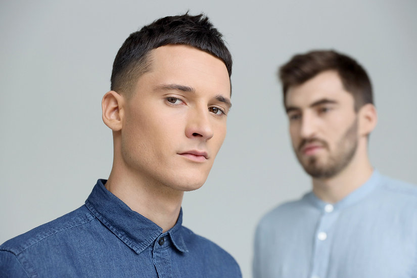 Two Male Models