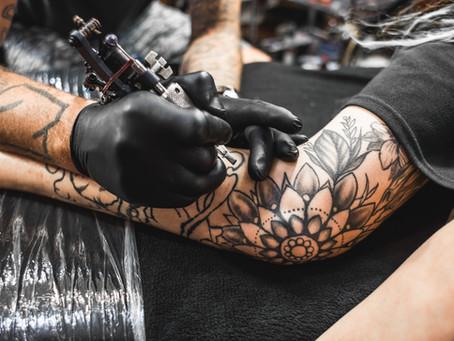 Healing through tattoos, By Elise Brooke