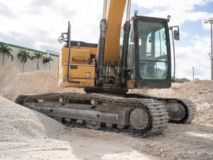 Excavator company risks being in over their head