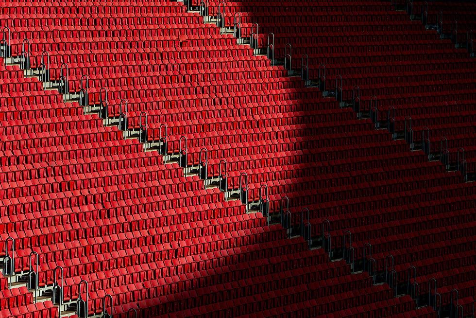 Stadion-Sitze