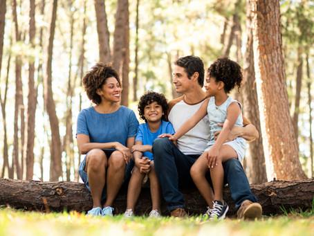 Família: presente de Deus