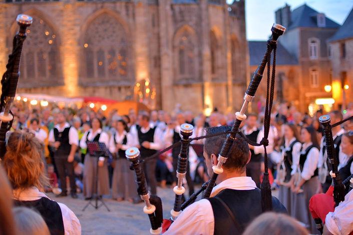 Festival régional en France