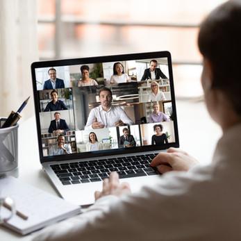 Pozvánka na virtuální členskou schůzi