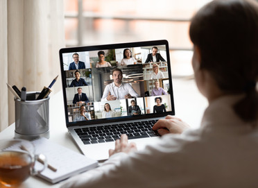 7 Tips on How to Attend a Virtual Conference Successfully