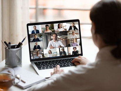 Re-watch our Virtual gatherings…