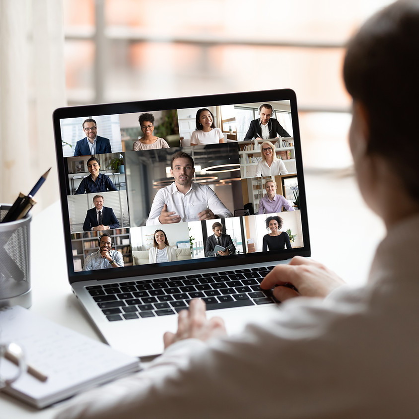 WCA DC-Phila Virtual Networking
