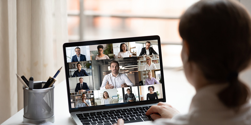 Faculty and Staff ONLY: Virtual Meet-and-Greet
