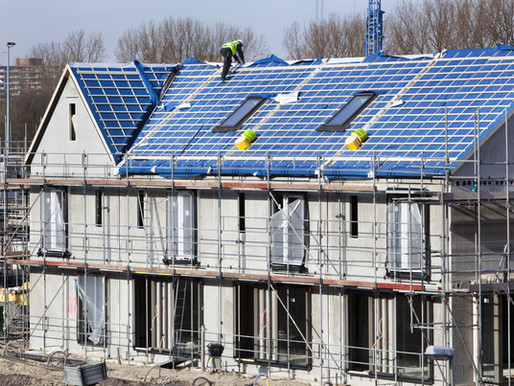Government sets out guidelines on energy efficiency for new builds