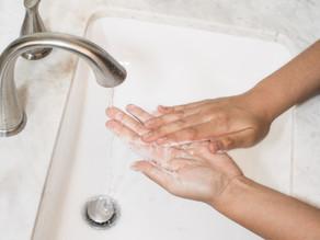 Prevenção do coronavírus é feita com hábitos de higiene