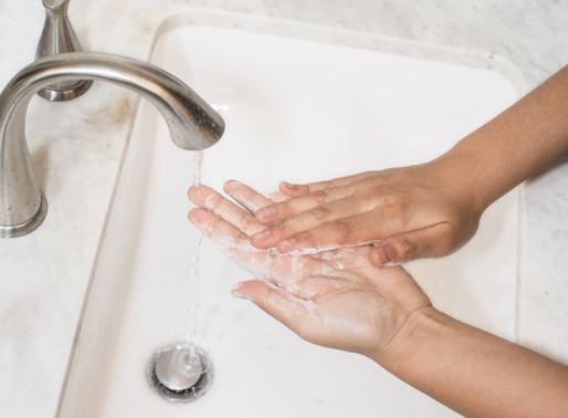Avoid the transmission of harmful germs with clean hands