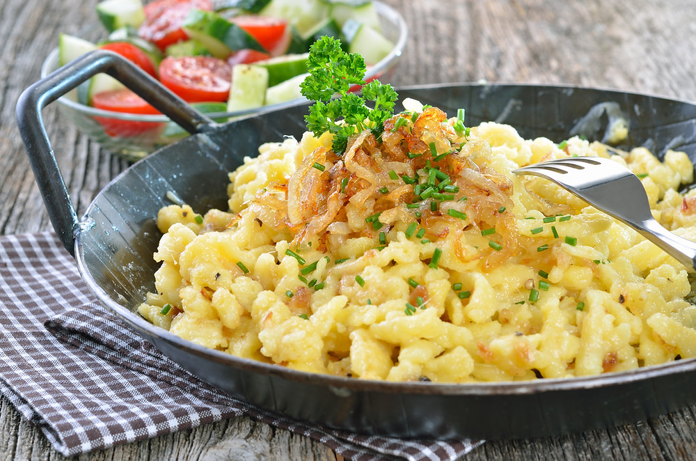 Macaroni and cheese for picky eaters