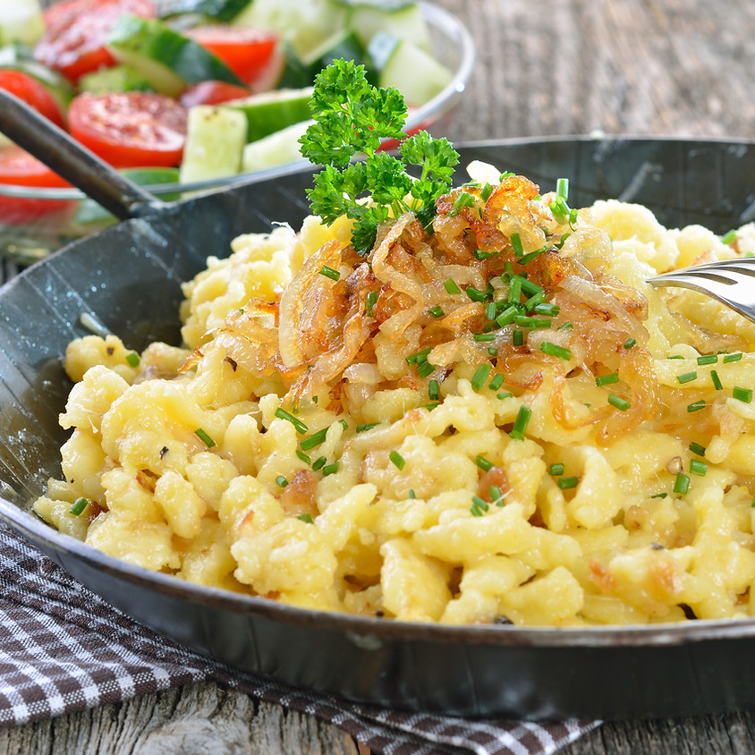 Sunrise Community Meal- Mac and Cheese Picnic & To-Go Style