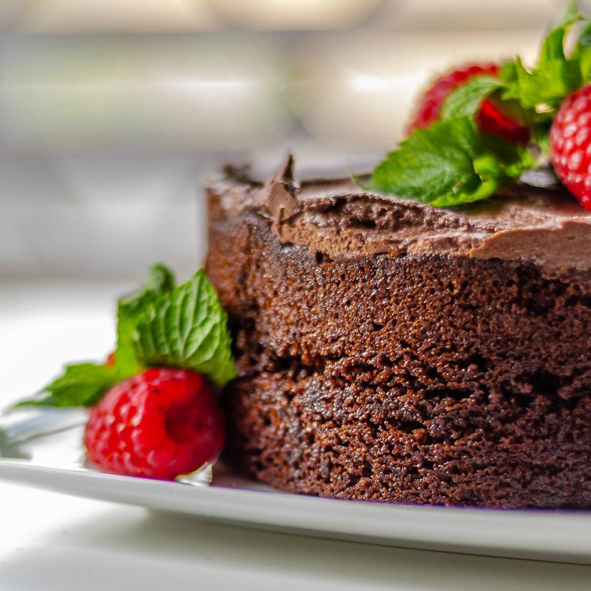 Kids & Teens Class: French Chocolate Cake ~ 10:30 AM