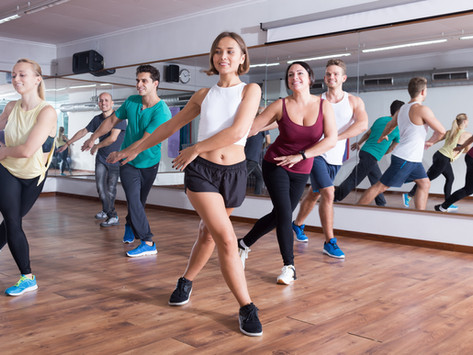 Showing Your Face At Zumba Even Though Your Kid Doesn't Have A Gluten Intolerance