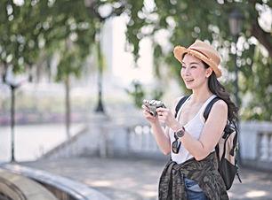 Photographe touristique