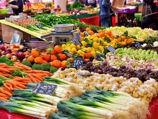 Les Légumes de Janvier :