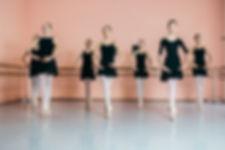 Ballett Klasse