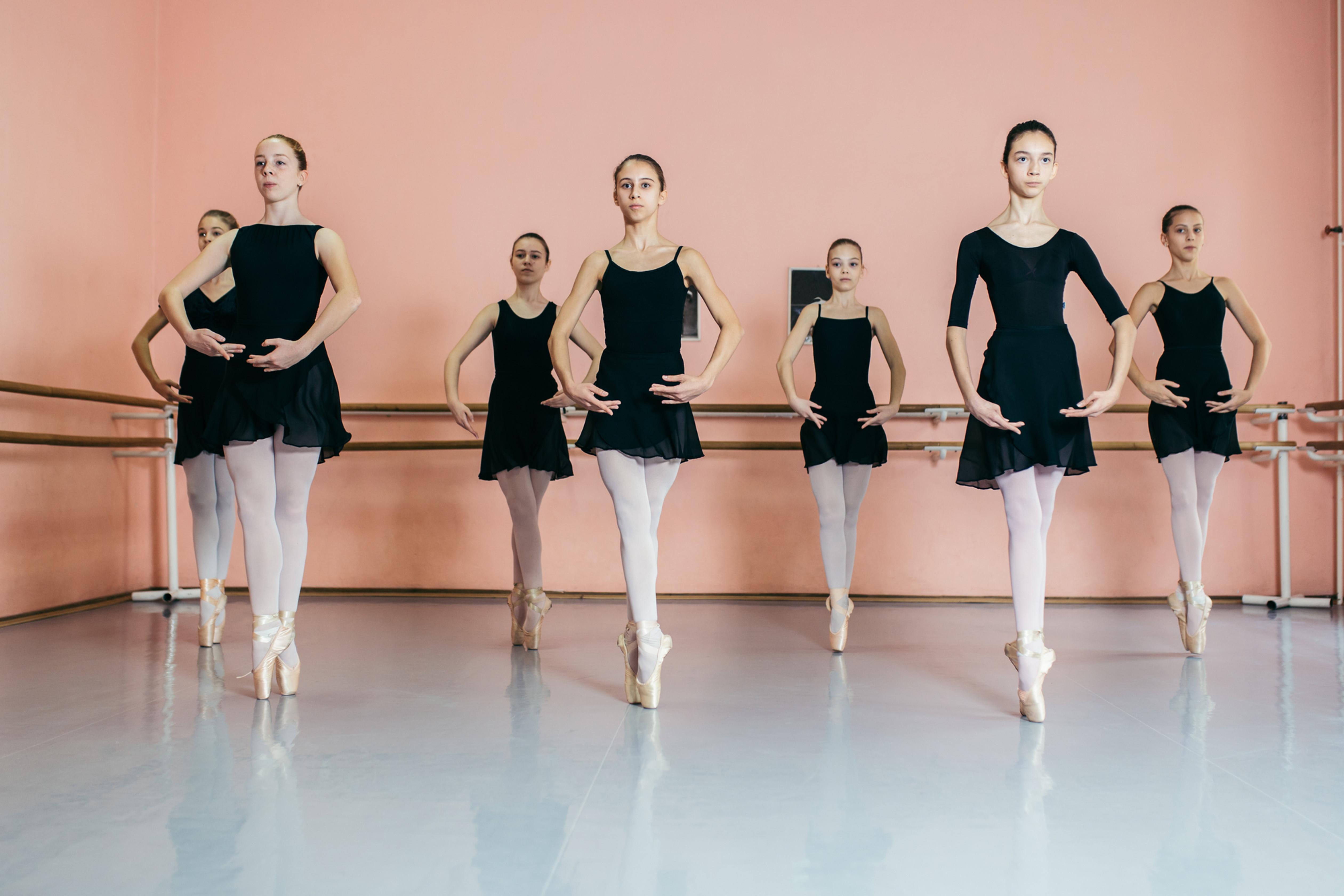 Ballet IV / Pointe