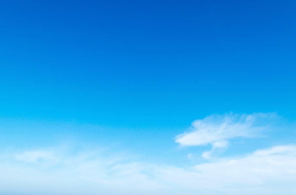 Céus azuis
