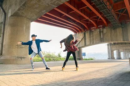 Junge Tänzer