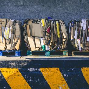 Ανακυκλώνεται πάνω από το 40% των απορριμμάτων από πλαστικές συσκευασίες της ΕΕ