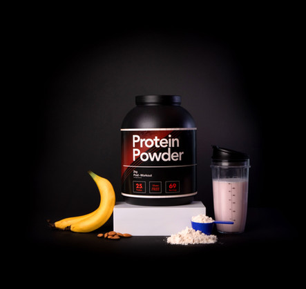 Protein? Where?