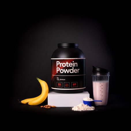Protein? Where?