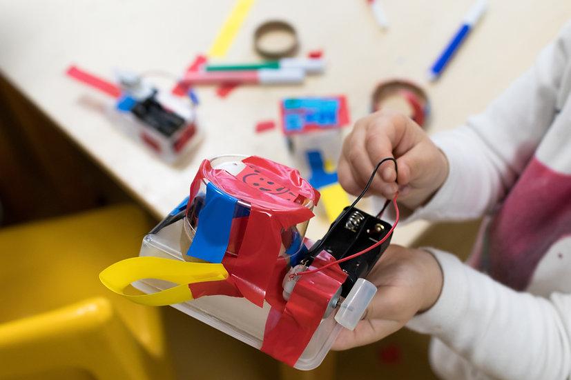 Coding, Robotica e creatività digitale