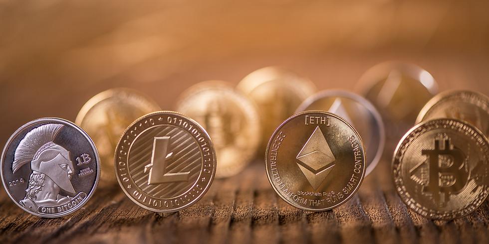 Reguliere Bijeenkomst / Lezing Bitcoins
