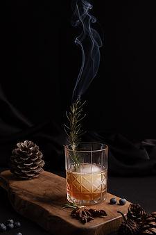 Smoky Cocktail