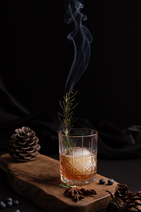 Smoky Cocktail
