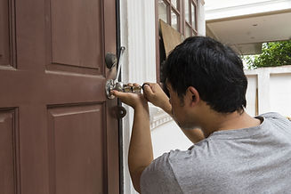 Arreglando la cerradura