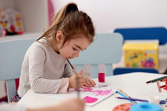 Junger Maler