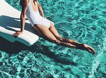 Profiter de la piscine
