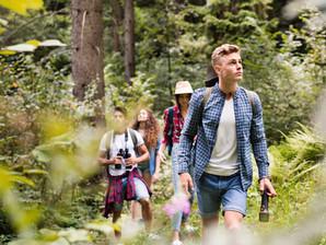 Haldane's 2021 Geocache Hike Set For Mid May